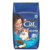 Ração Cat Chow Adultos Peixes 10,1kg
