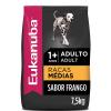 Ração Eukanuba Cães Adultos Raças Médias 7,5kg