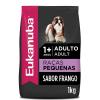 Ração Eukanuba Cães Adultos Raças Pequenas 1kg