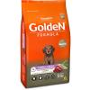 Ração Golden Formula Cachorros Filhotes Carne e Arroz Mini Bits 10,1Kg