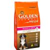 Ração Golden Mega Cachorros Filhotes Frango e Arroz 15kg 2