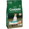 Ração Golden Seleção Natural Cachorros Adultos Frango e Arroz Mini Bits 3kg