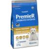 Ração Premier Ambientes Internos Cachorros Filhotes Frango e Salmão 2,5kg