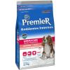 Ração Premier Ambientes Internos Dermacare Cachorros Adultos Raças Pequenas 2,5kg 2