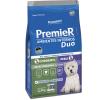 Ração Premier Ambientes Internos Duo Cachorros Adultos Cordeiro e Peru 2,5kg