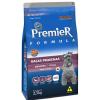Ração Premier Fórmula Cachorros Adultos Raças Pequenas Frango 2,5kg 2