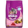 Ração Whiskas Filhotes Carne e Leite 10,1kg