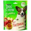 Biscoitos Dog Chow Extralife Tortinhas de Maçã Cachorros 75g 2