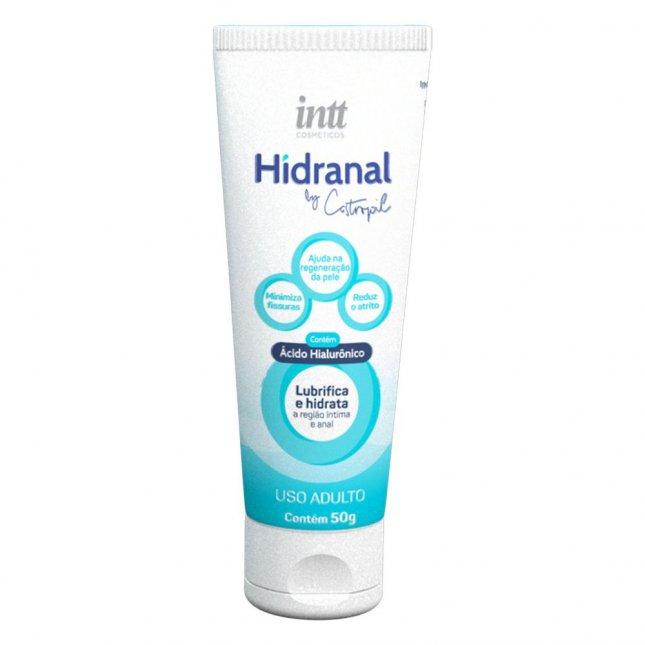 Gel Lubrificante Hidranal l 50g