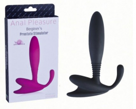 Imagem - Plug Anal Massageador de Próstata   | Aphrodisia cód: 6926426917002