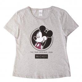 Imagem - Blusa Juvenil Menina Mescla Estampa Disney
