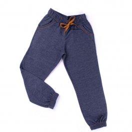 Imagem - Calça Bebê Menino Moletinho Jeans