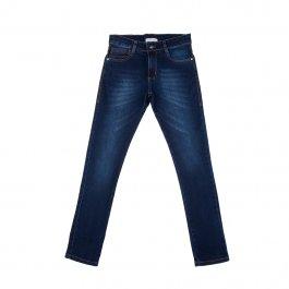 Imagem - Calça Jeans Juvenil Menino