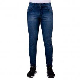 Imagem - Calça Jeans Masculina Super Skinny Azul Bivik