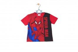 Imagem - Camiseta Bebê Menino Spider manga curta