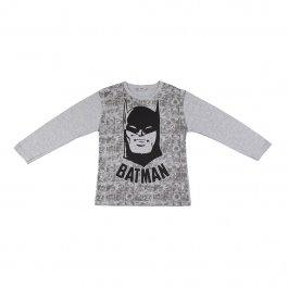Imagem - Camiseta Infantil Menino Mescla Estampa Batman