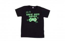 Imagem - Camiseta Infantil Manga Curta Estampa Game