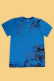 Imagem - Camiseta Juvenil Masculina Estampada