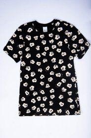 Imagem - Camiseta Juvenil Menina Estampa Mickey