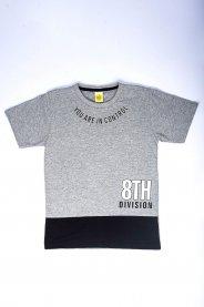 Imagem - Camiseta Juvenil Menino Estampada