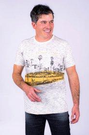 Imagem - Camiseta Masculina Manga Curta