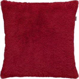 Imagem - Capa de Almofada Soft Baby Cor Vermelha 45x45