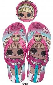 Imagem - Chinelo LOL Infantil Ipanema Pink