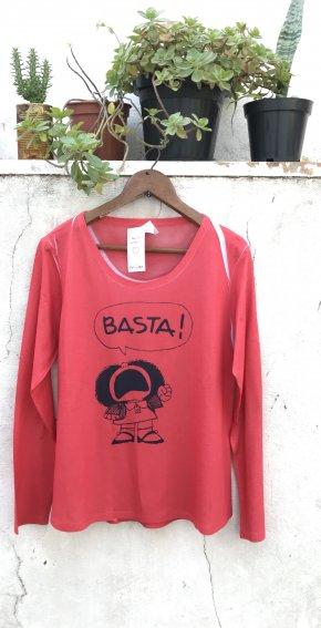 Blusa Mafalda Basta