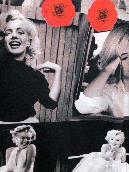Blusa Marilyn Monroe