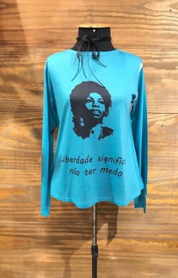 Blusa Nina Simone