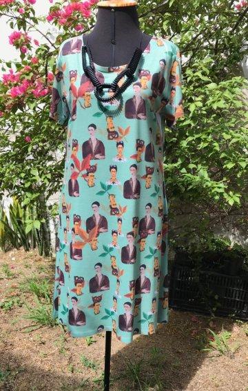 Vestido Frida Verde