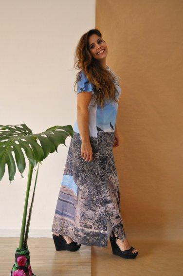 Vestido Longo Cartagena