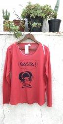 Imagem - Blusa Mafalda Basta  cód: 285