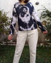 Imagem - Blusa Nina Simone Tie Dye cód: 299