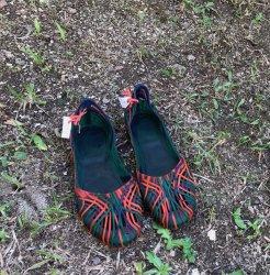 Imagem - Sapato de Látex colorido - 243