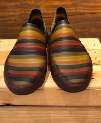 Imagem - Sapato de Látex Listras Coloridas - 251