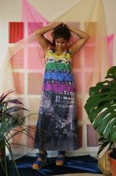 Imagem - Vestido Longo Cartagena