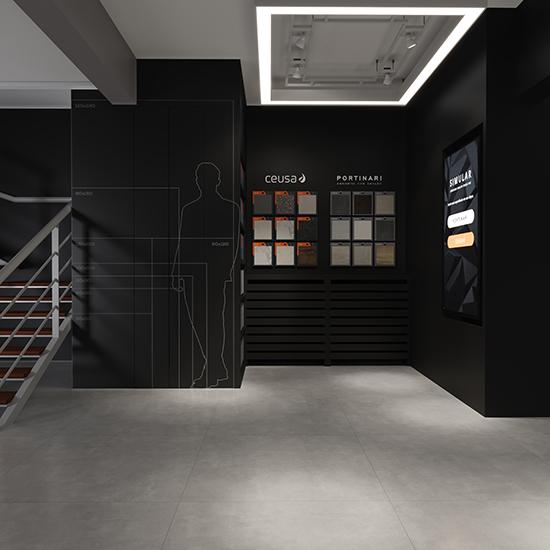Imagem - Smart Store: Ceusa e Portinari apresentam formato inovador para escolha e compra de revestimentos