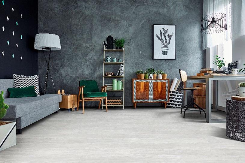 Imagem - 3 ideias criativas de revestimento de parede com piso vinílico