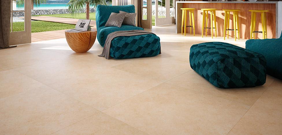 Imagem - Como ter um piso de pedra sem utilizar pedra? Aposte no piso vinílico!