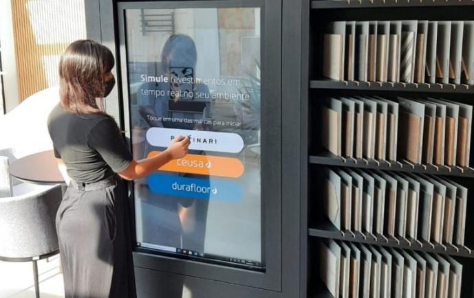 Imagem - ProFatto é a primeira Smart Store do Grupo Duratex em Santa Catarina