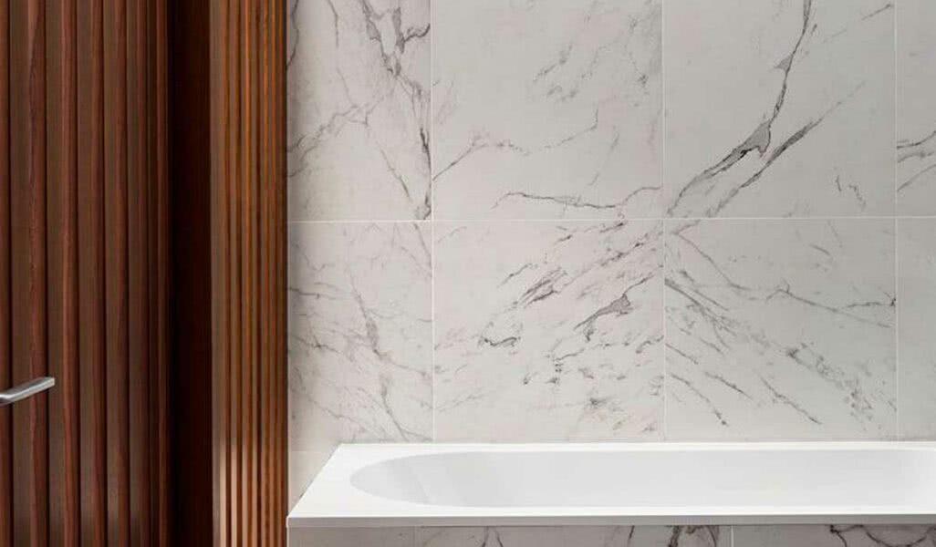 Imagem - Porcelanato marmorizado: o que é, vantagens e dicas com fotos
