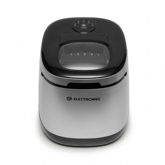 Máquina de Gelo/Ice Maker Portátil Prata 220V - ELETTROMEC