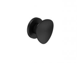 Imagem - 4916.BL100.PQ.MT - Acabamento para Registro de Pressão com Mecanismo MVR Jader Almeida Black Matte -DECA cód: 7894203006142-4916.BL100.PQ.MT