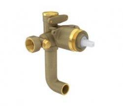 Imagem - 4984.000- Base misturador monocomando para ducha higiênica cód: 789216216168116200-4984.000