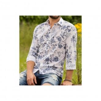 Imagem - Camisa ml Baumgarten 4692 cód: 205469210002969