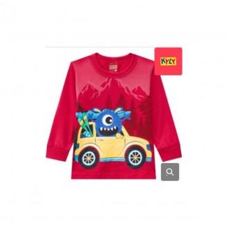 Imagem - Camiseta ml 207428 Kyly