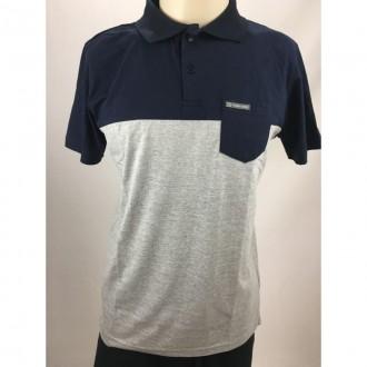 Imagem - Camisa mc Polo Gp10094 Vida Marinha