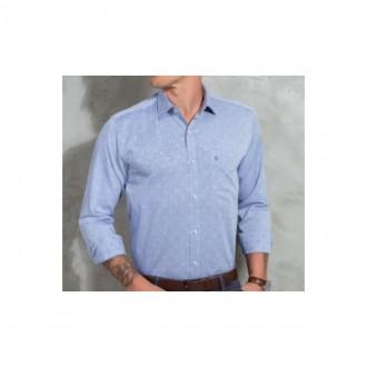 Imagem - Camisa ml Baumgarten 3771 cód: 205377110000884