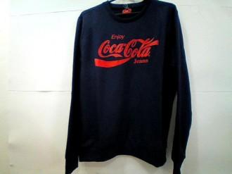 Imagem - Blusao Moletom Coca Cola 413200337